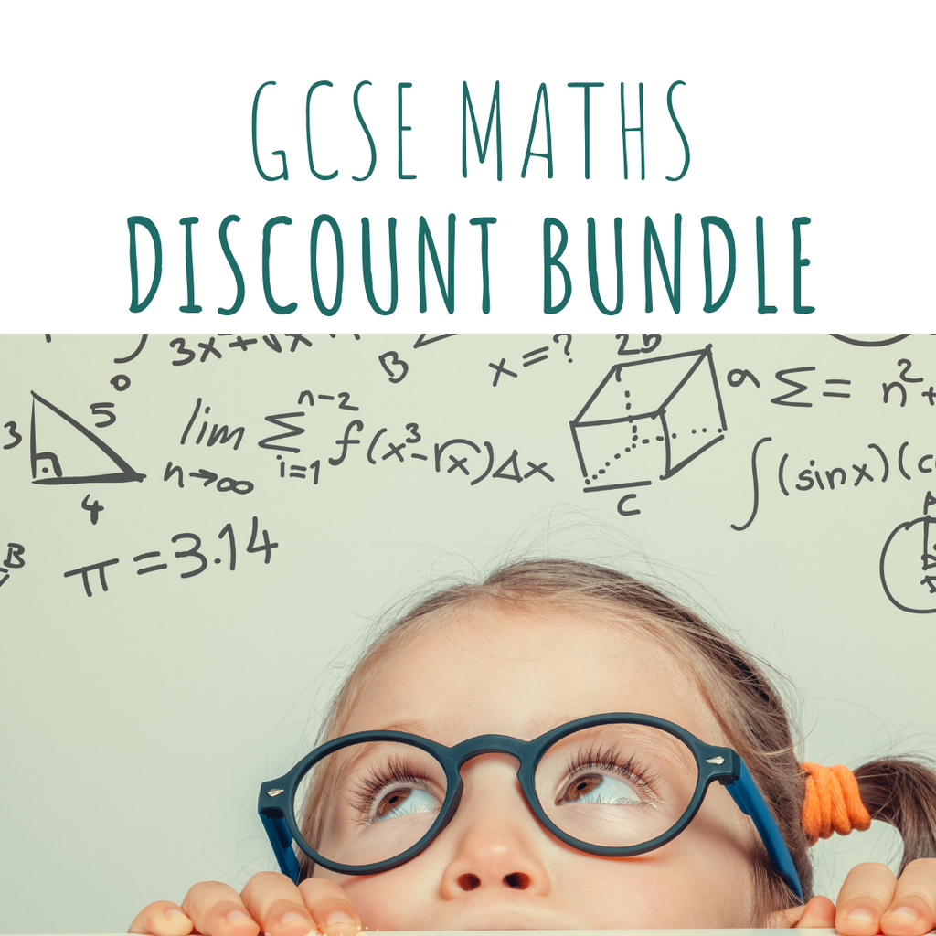 GCSE Maths Discount Bundle
