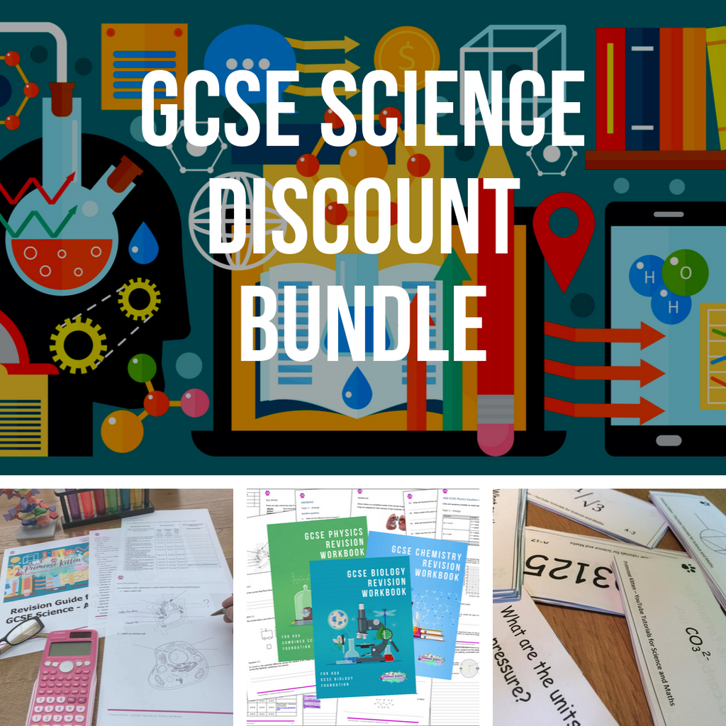 GCSE Science DISCOUNT BUNDLE