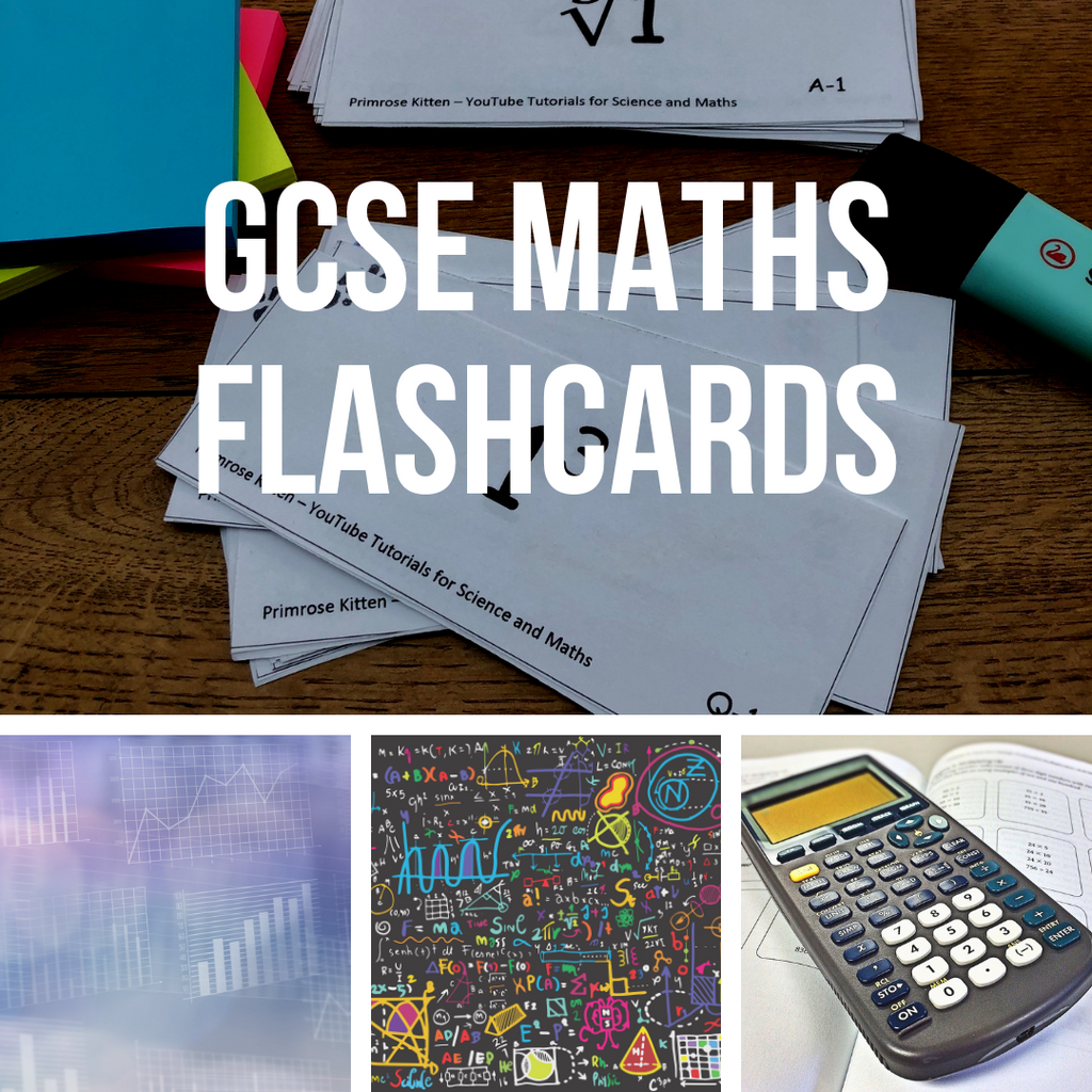 GCSE Maths Flashcards