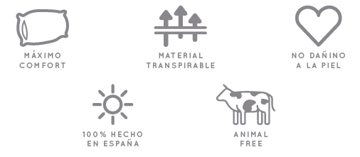 Made in Spain, ecologicas, material transpirable
