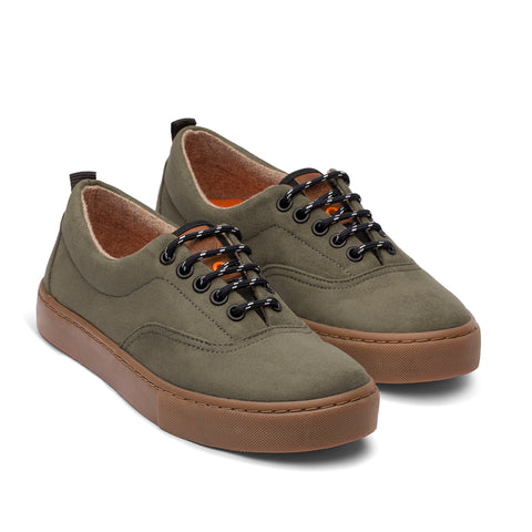 Zapatillas - KAILASH AVOCADO CARAMEL