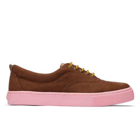 Sneakers - KAILASH BROWN PINK