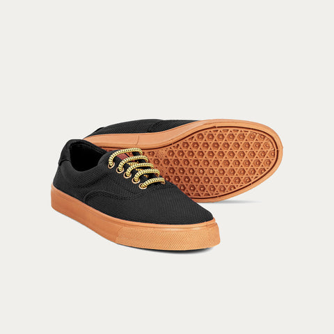 Zapatillas - OSLO RECYCLED BLACK CARAMEL