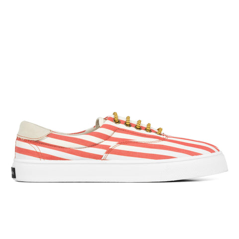 Sneakers - OSLO RED STRIPES
