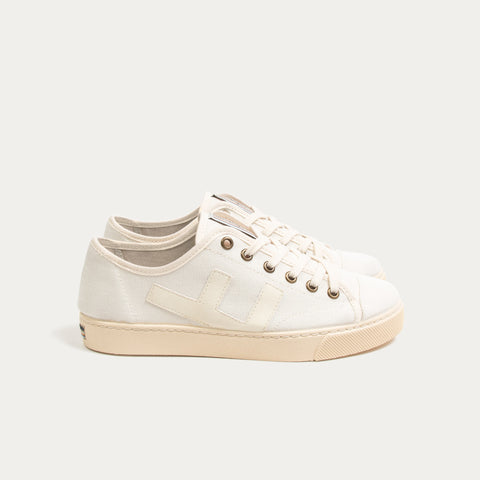 Zapatillas - RANCHO ALL IVORY