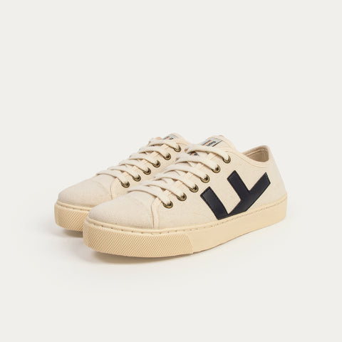 Zapatillas - RANCHO BEIGE NAVY IVORY