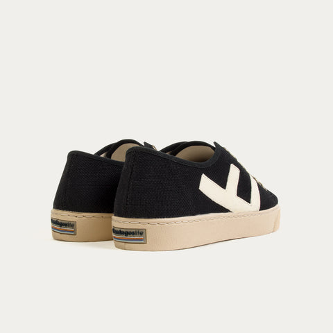 Zapatillas - RANCHO BLACK IVORY