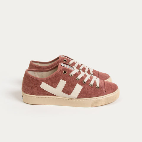 Sneakers - RANCHO BRICK IVORY