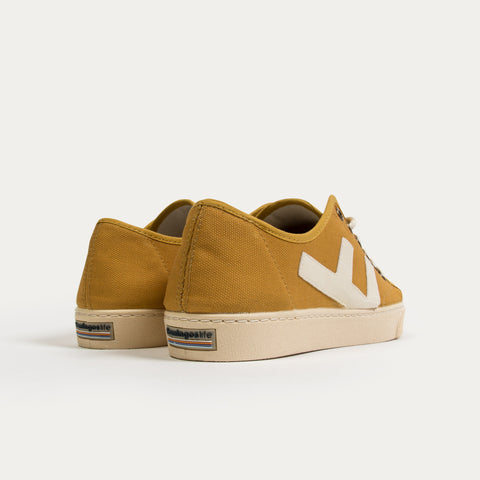 Sneakers - RANCHO MUSTARD IVORY