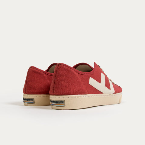 Zapatillas - RANCHO RED IVORY