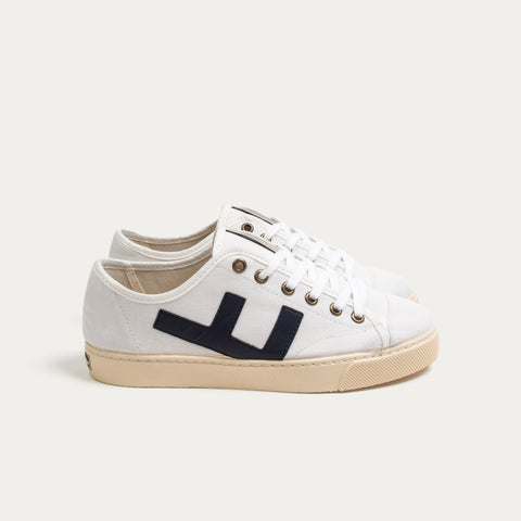 Sneakers - RANCHO WHITE NAVY IVORY