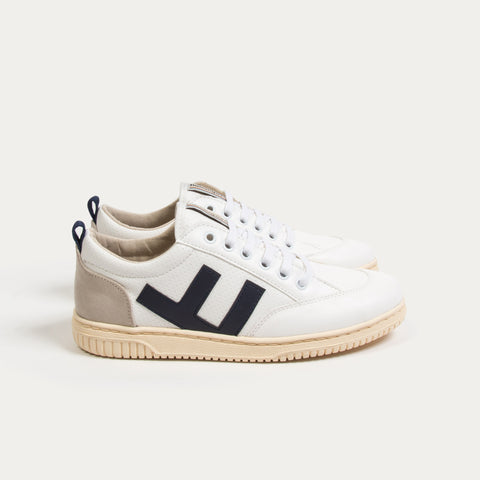 Sneakers - ROLAND V.2 NAVY IVORY