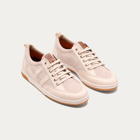 Sneakers - WIMBLEDON ALL MARFIL