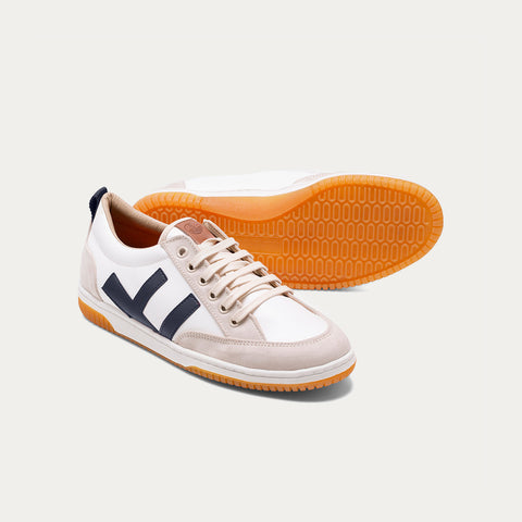 Sneakers - ROLAND NAVY MARFIL