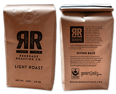 Renegade Roasting Co. pre-workout fuel | Iron Strong Apparel