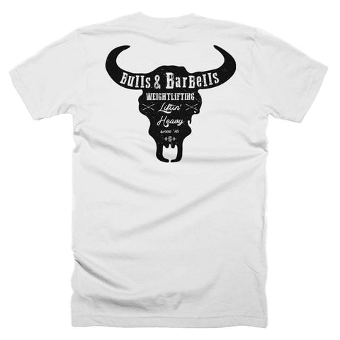 The 'Back Bull' t-shirt