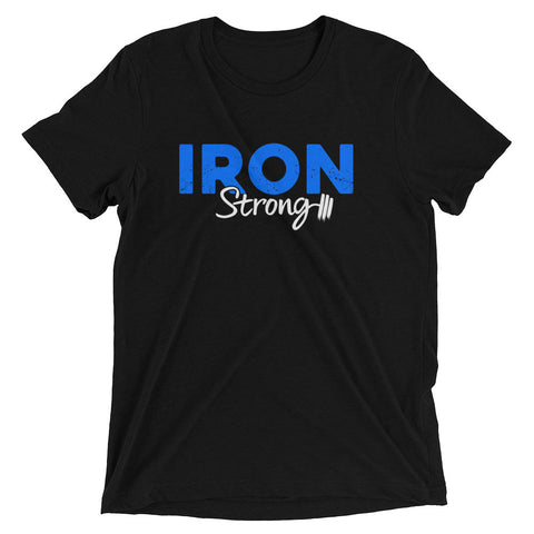 The 'Iron' T-shirt (4 colours)