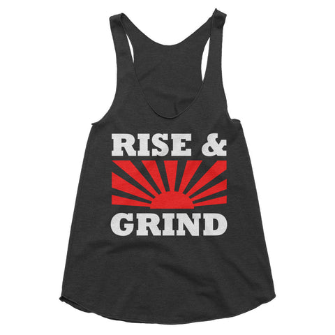 The 'Rise & Grind' Racerback