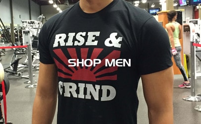 Men's weightlifting shirts | Iron Strong Apparel