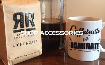 Iron Strong coffee - Renegade Roasting Co
