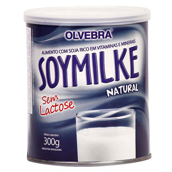 SoyMilke Natural 300g