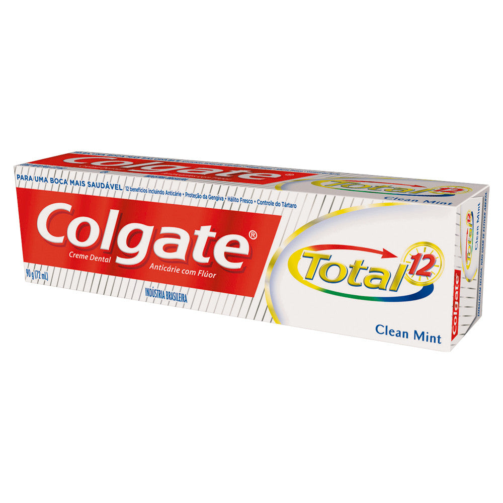 Colgate Creme Dental Clean Mint Total 12 90g