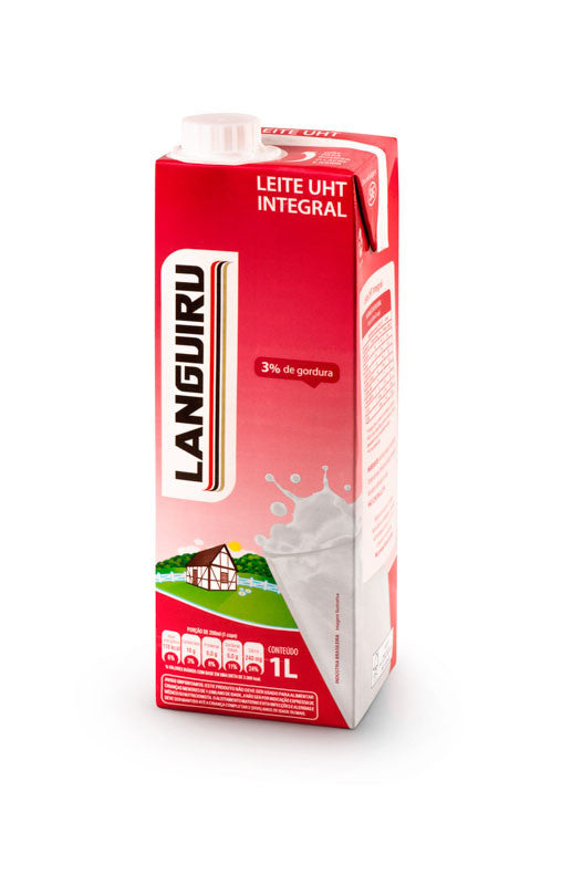 Leite Languiru Integral 1L