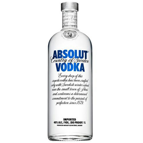 Absolut Vodka Sueca 1L