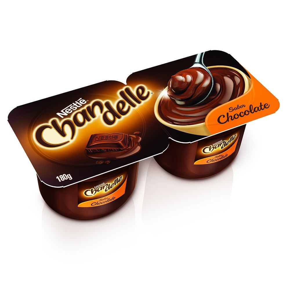 Chandelle Chocolate 180g