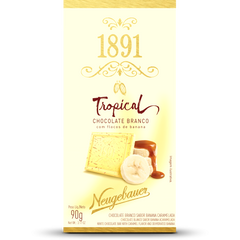 1891 Tropical Chocolate Branco 90g