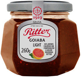Ritter Light Goiaba 260g