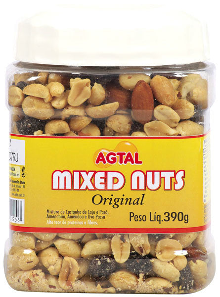 Agtal Mixed Nuts Original 390g