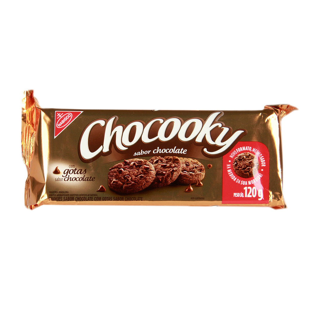 Chocooky Chocolate 120g
