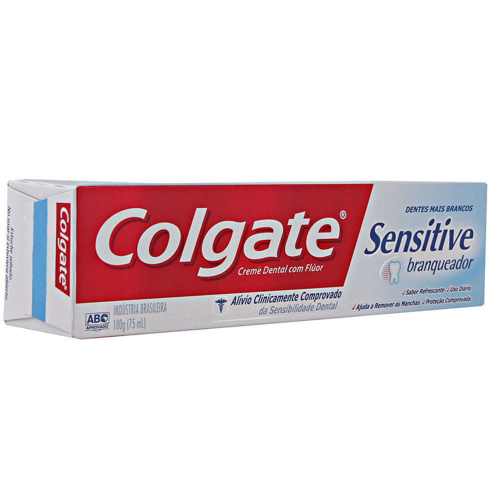 Colgate Creme Dental Sensitive Branqueador 100g