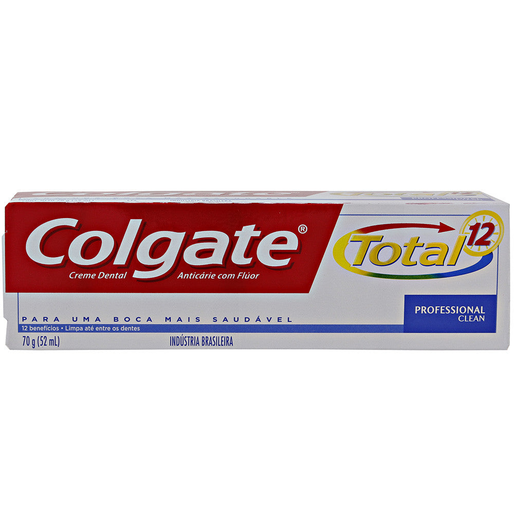 Colgate Creme Dental Professional Total 12 90g