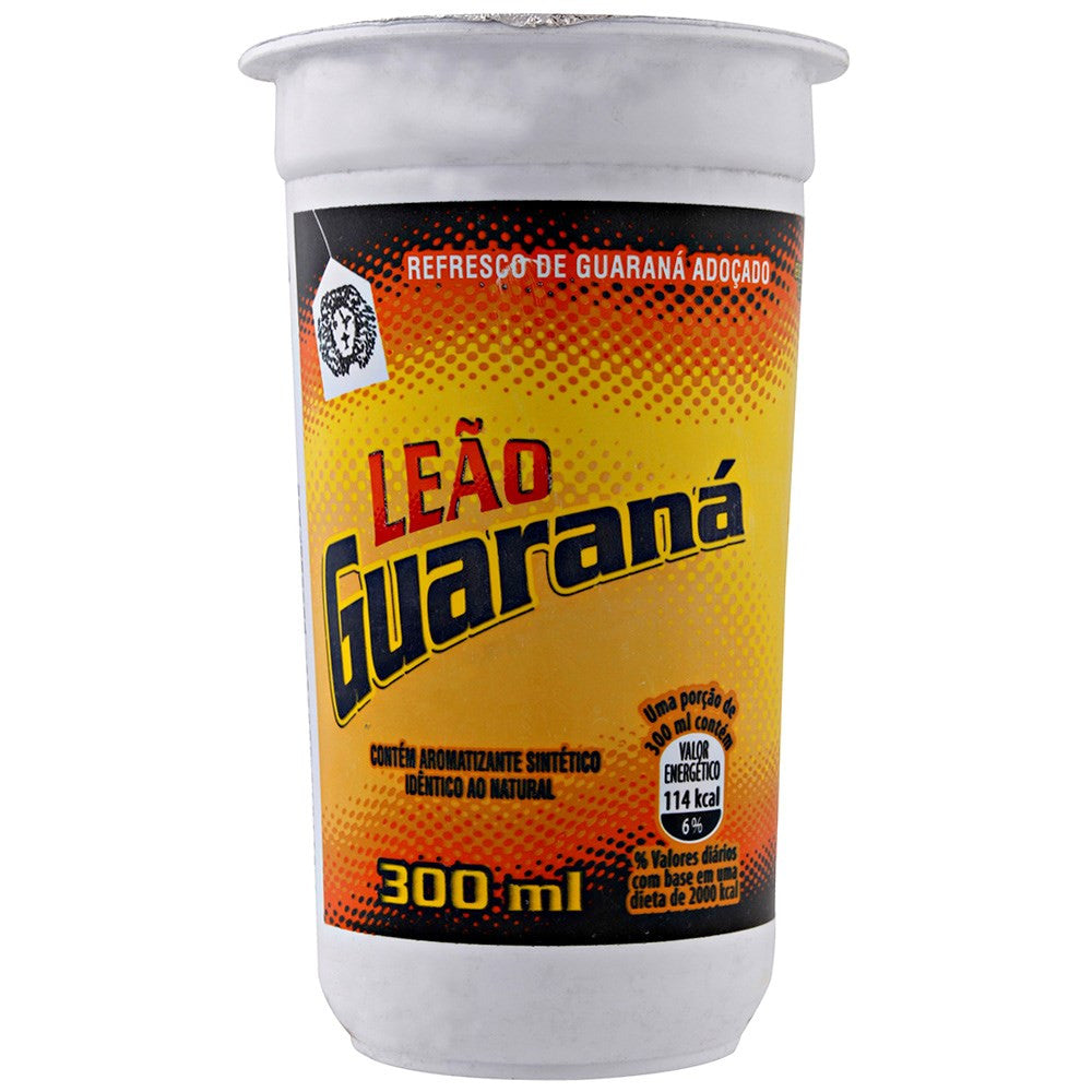 Leão Guaraná 300mL