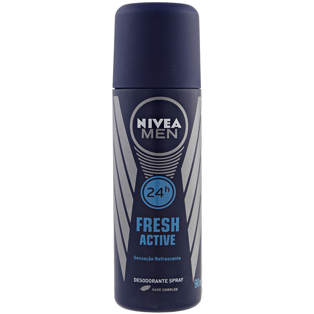Nivea Desodorante Spray Fresh Active 90ml