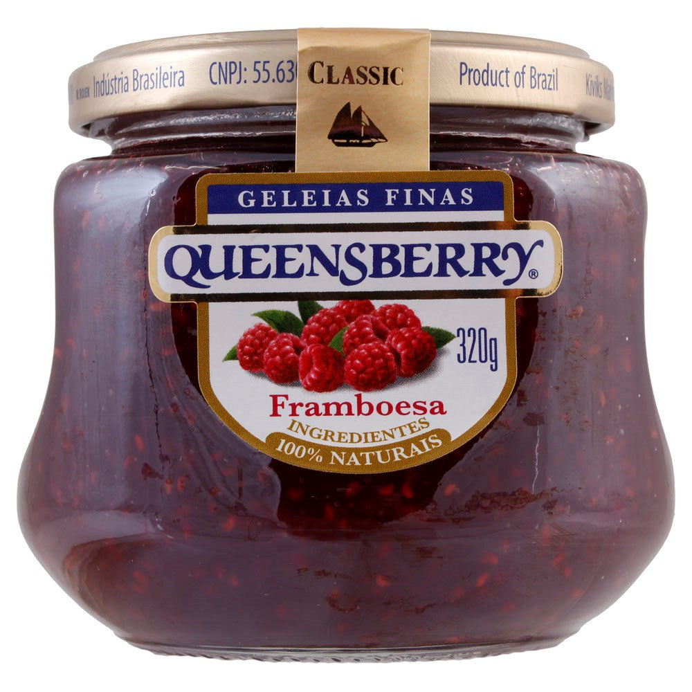 Queensberry Framboesa 320g
