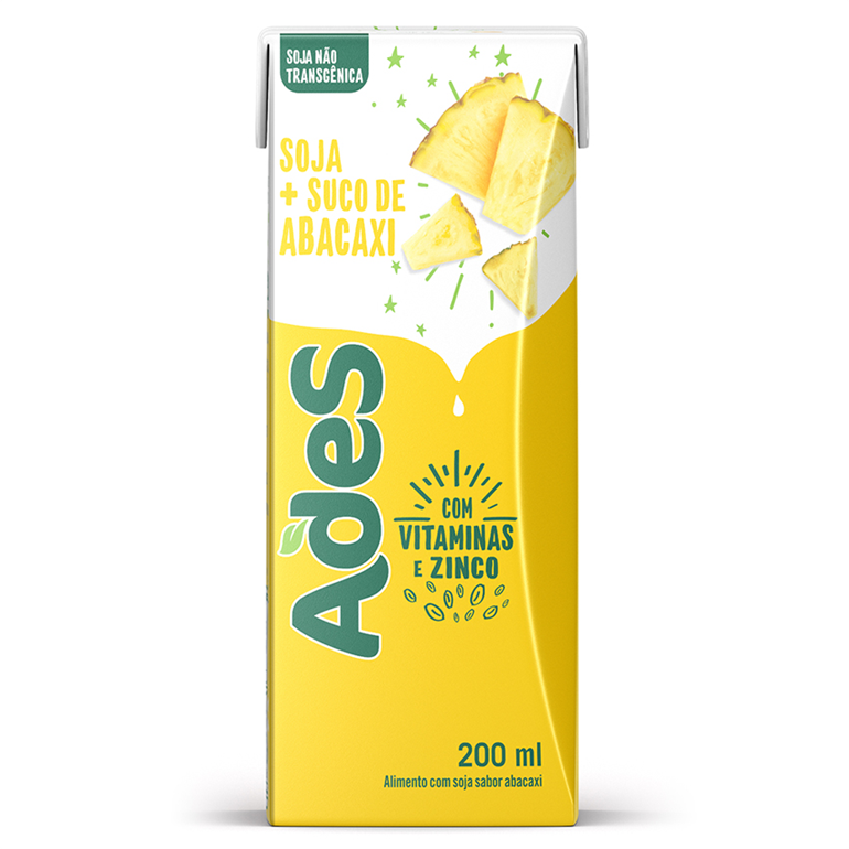 Ades Abacaxi 200mL