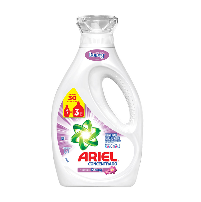 Ariel Power Liquid Downy 1.2L