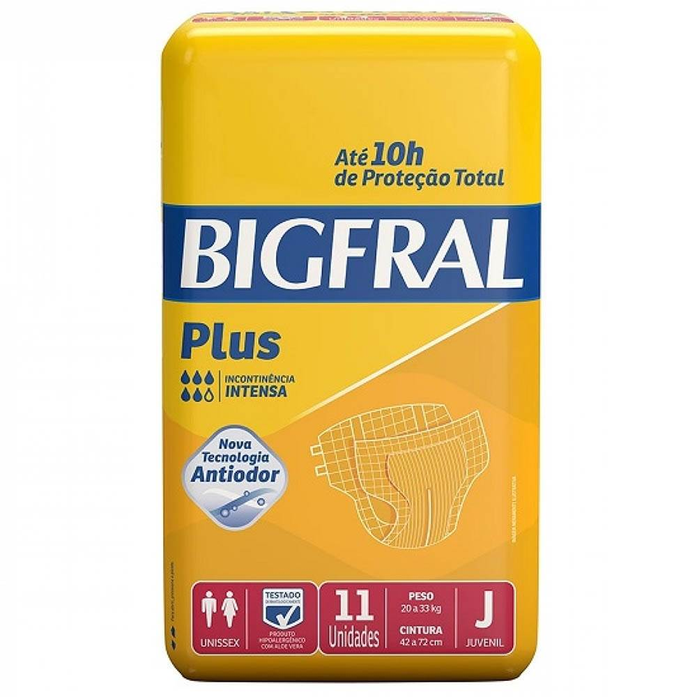 BIGFRAL Plus J 11 unidades