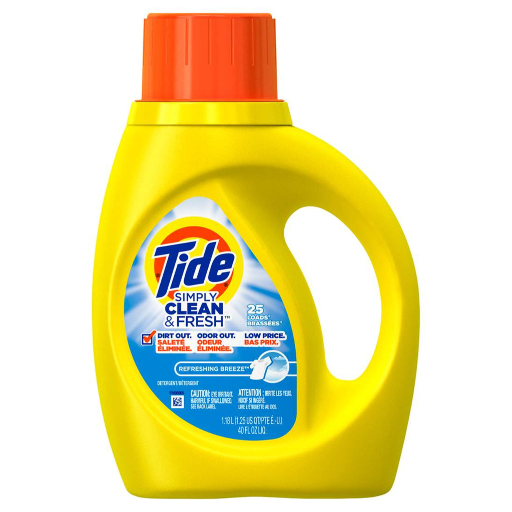 Tide Simply Clean & Fresh Líquido 1,18L