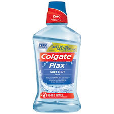 Colgate Antisséptico Bucal Plax Soft Mint 500ml