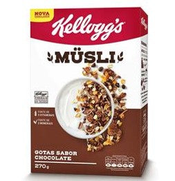 Kellness Muslix Chocolate 270g