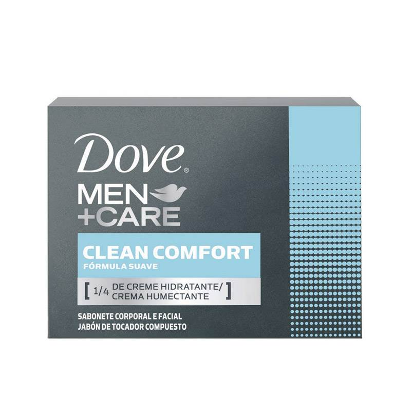 Dove Sabonete Men +Care Clean Comfort 90g