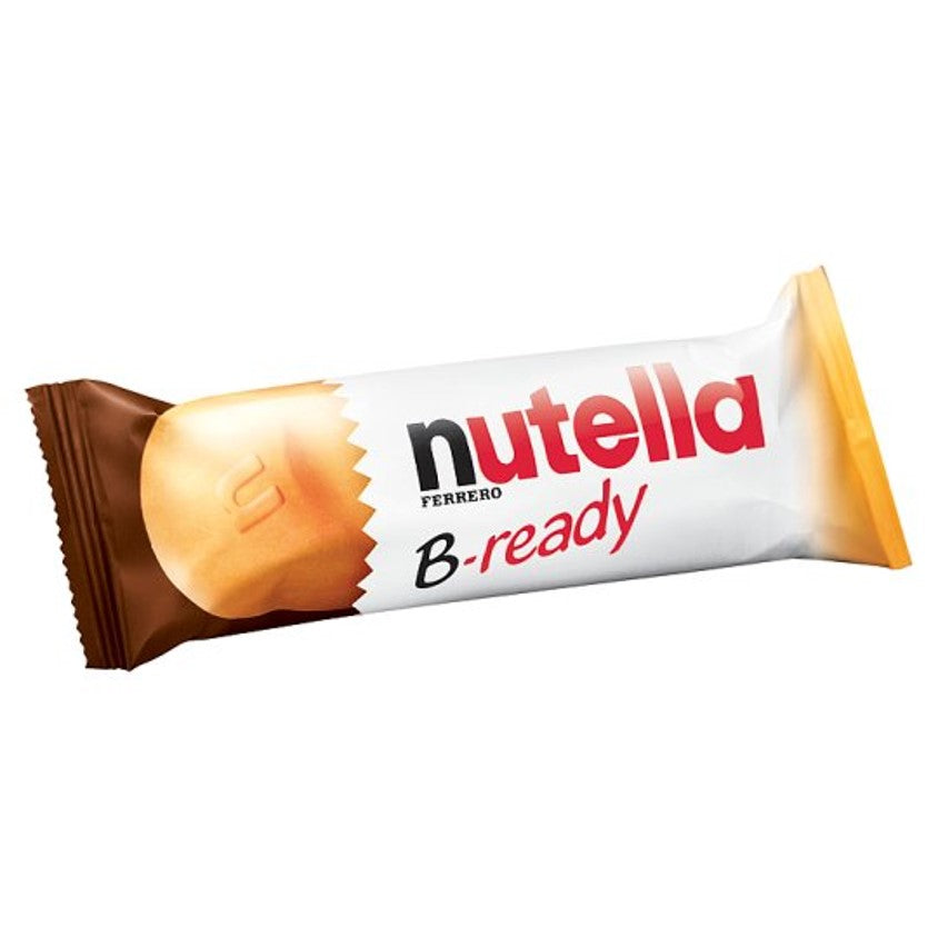 Wafer B-Ready Nutella 22g