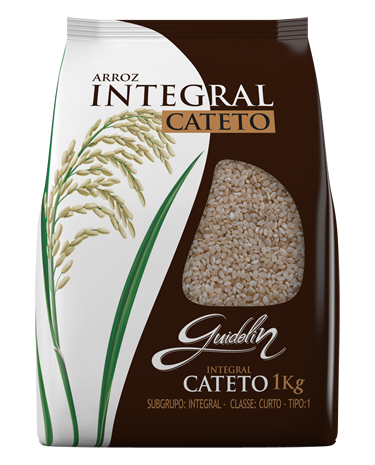 Guidolin Arroz Integral Cateto 1kg