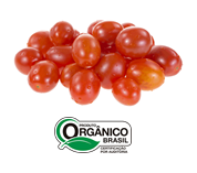 Tomate Sweet Grape Orgânico 180g