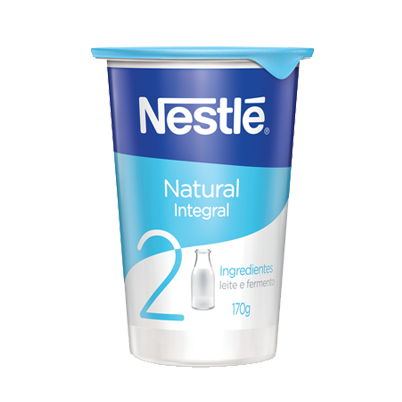 Nestlé Iogurte Natural Integral 170g