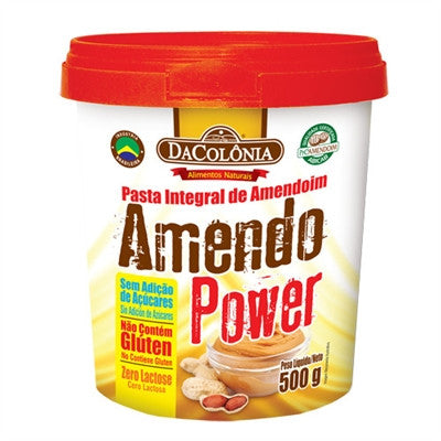Da Colônia Amendo Power 500g